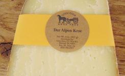 Der Alpen Kase