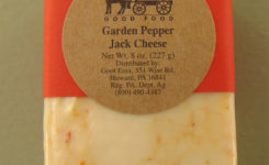 Garden Pepper Jack