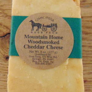 Mountain Home Woodsmoked Cheddar