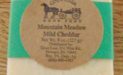 Mountain Meadow Mild Cheddar