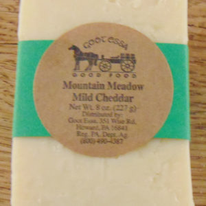 Mountain Meadow Mild Cheddar