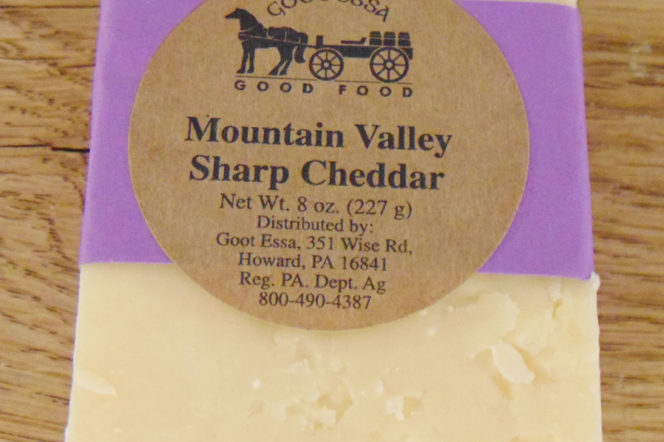 Mountain Valley Sharp Cheddar