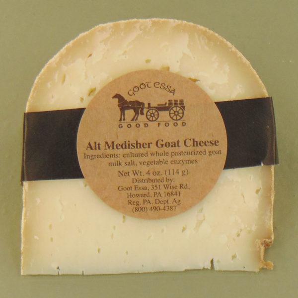 Alt Medisher Goat Kase