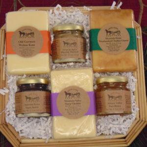 Amish Tastes Gift Basket