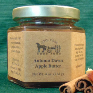 Autumn Dawn Apple Butter