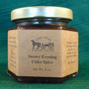Snowy Evening Cider Spice