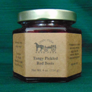 Tangy Pickled Red Beets