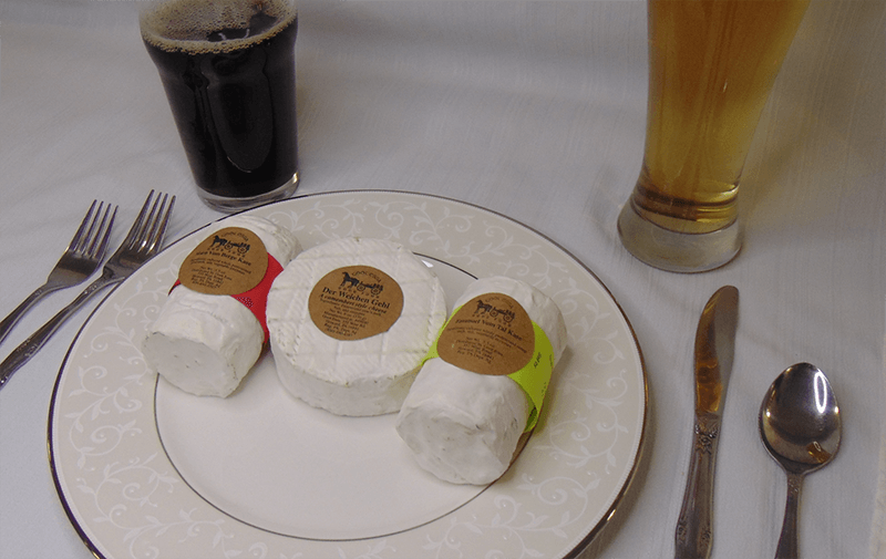 Beer pairing with vomberge, weichen and vomtal