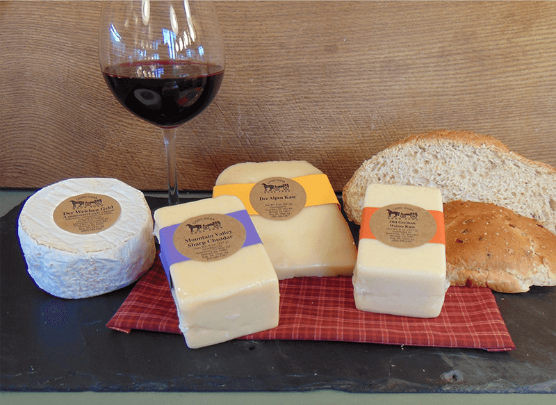 Wine Pairing with Weichen, Valley Shart and Alpen