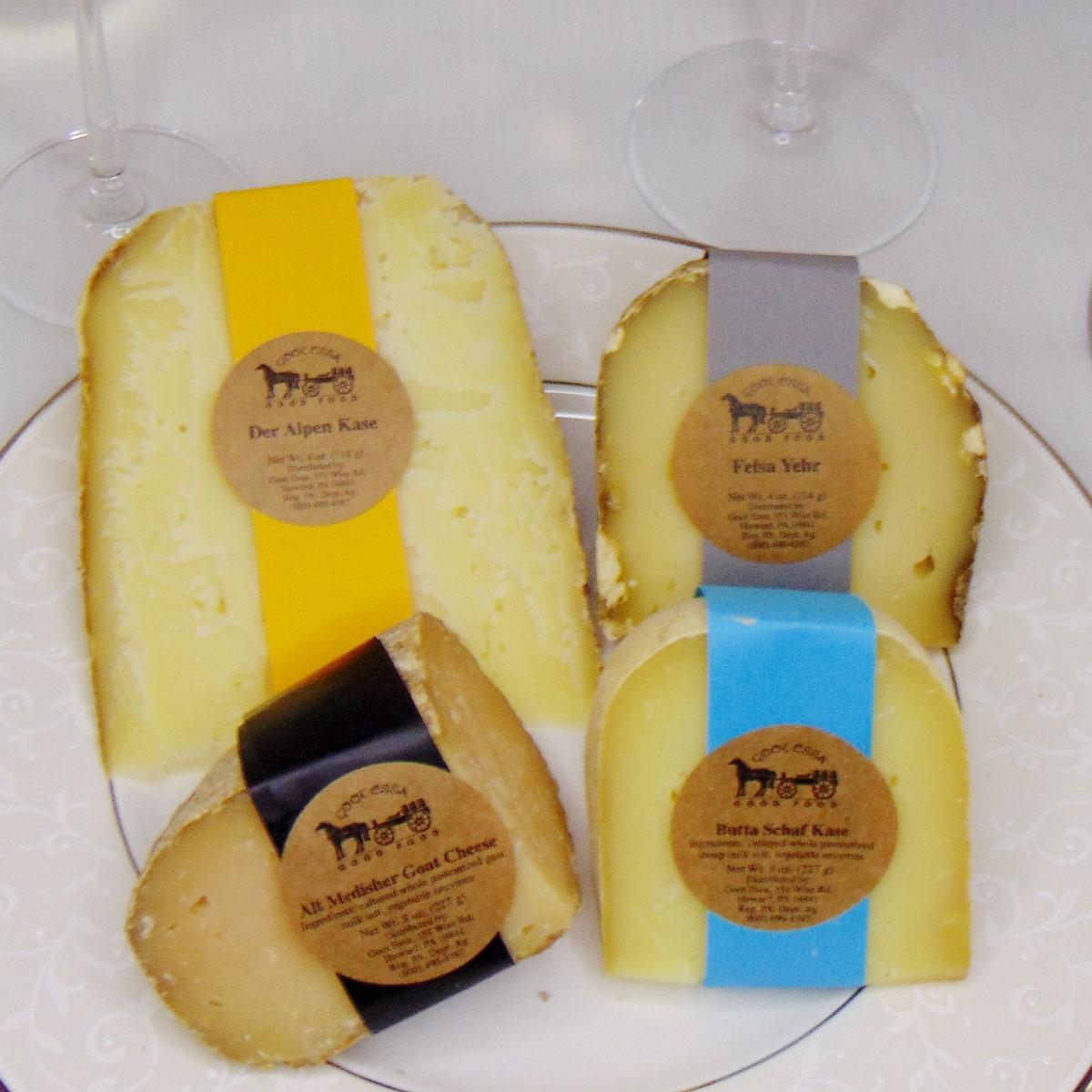 Hard Cheese Pairing